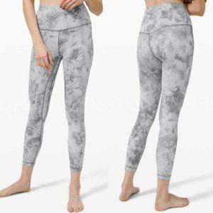 Lululemon Align Pant II Diamond Tie Dye High Rise